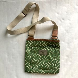 Tommy Hilfiger Crossbody Bag Hunter green